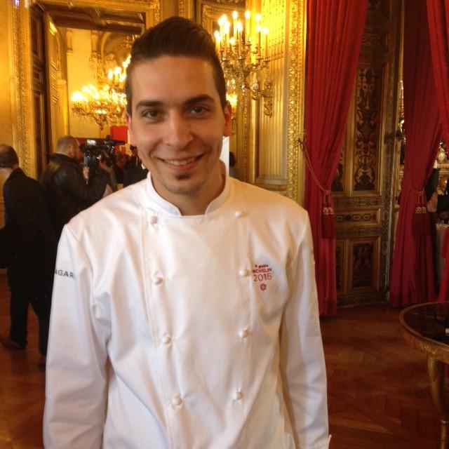 Ludovic_Guide Michelin 2015