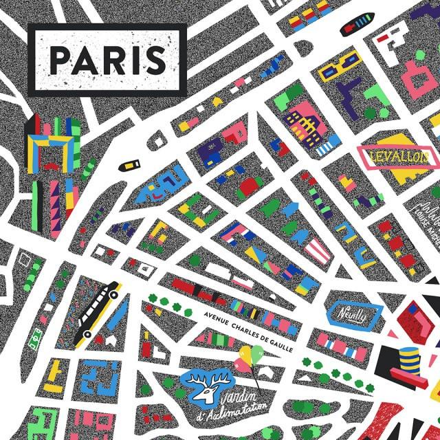 Paris-Illustrated-Map_Antoine-Corbineau_Zoom01-1000px