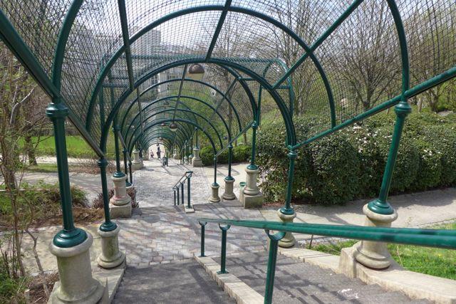 Parc de Belleville 3