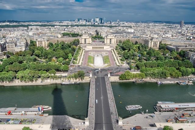 Torre Eiffel_ Paris vista do alto 3