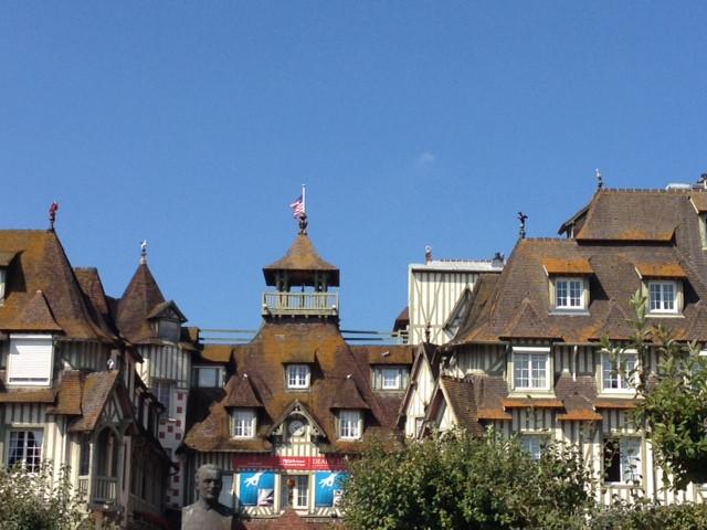 Deauville Hotel Normandie