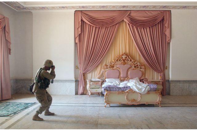 IRAQ-US-WAR-PRESIDENTIAL PALACE