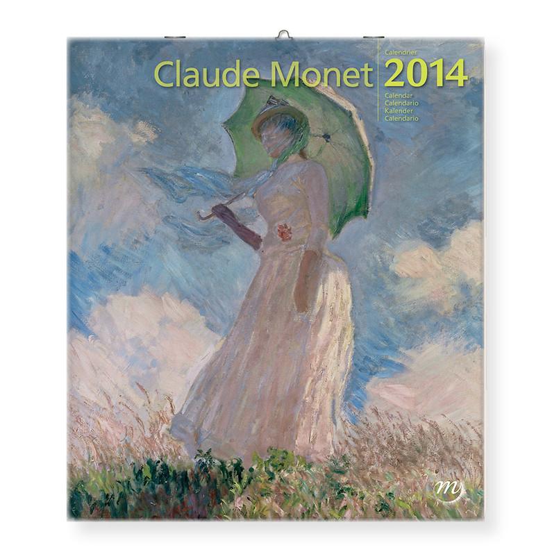 calendario Monet