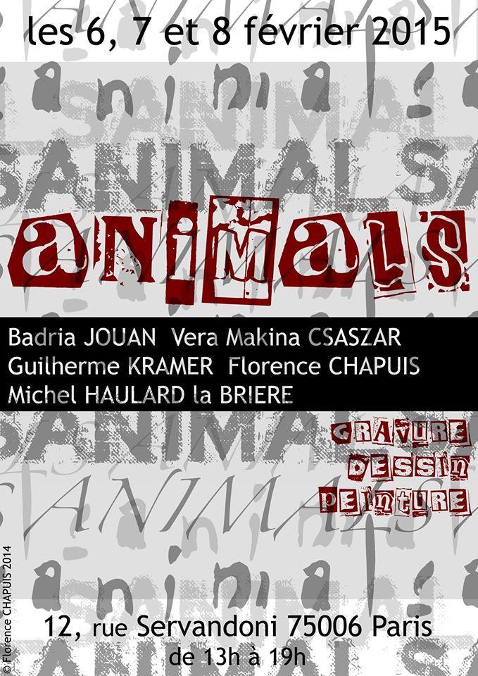Expo Animal Guilherme Kramer Paris_A Viagem Certa