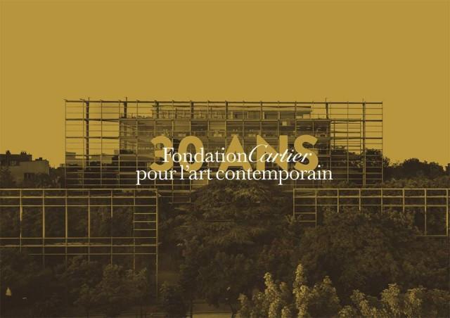 30 ans Fondation Cartier pour l'Art Contemporain