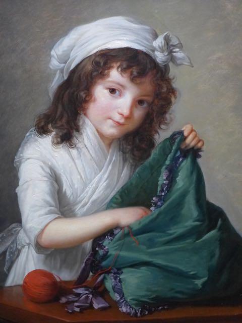 Elisabeth le Brun_Grand Palais_A Viagem Certa - 12
