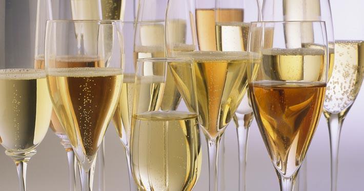 Champagne-reveillon Paris