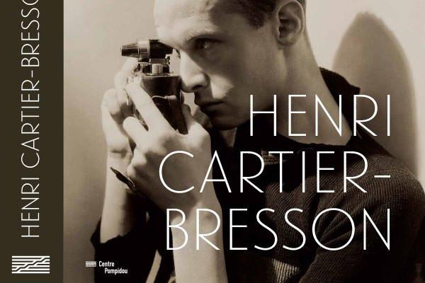 Cartier-Bresson no Pompidou