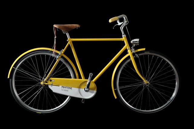 abici vélo granturismo pantone jaune