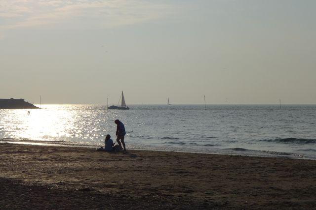 Trouville praia 4