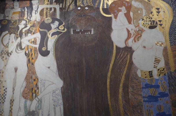 Klimt Pinacoteca de Paris_1