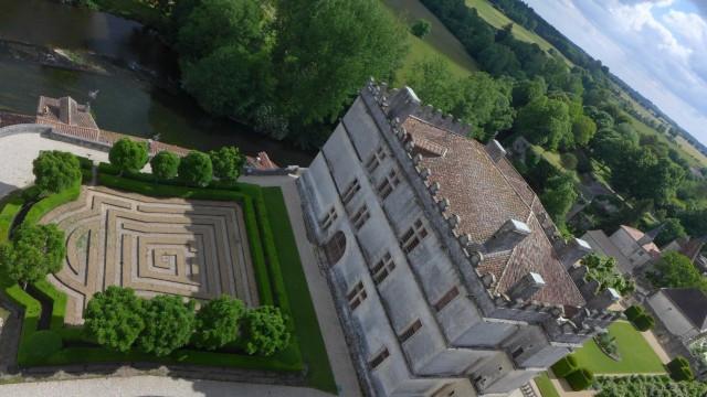 Chateau Bourdeilles_A Viagem Certa 2 - 1