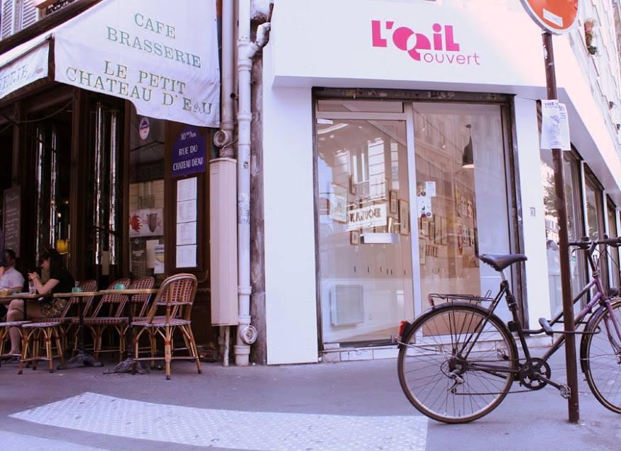 Galerie Loeil ouvert 5