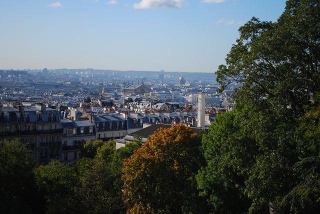 Montmartre_Paris vista do alto 2