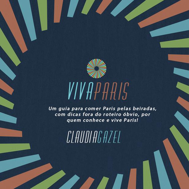capa VIVA PARIS