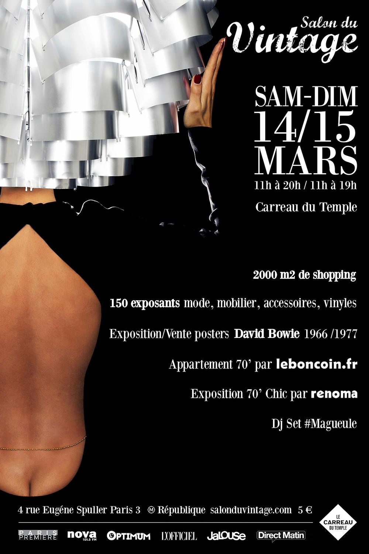Salon du Vintage Paris 2015