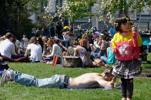 primavera em Paris 5
