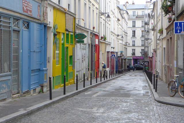 Rue Sainte Marthe_A Viagem Certa_dicas de Paris1