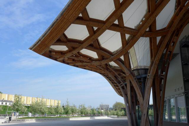 Pompidou Metz 1