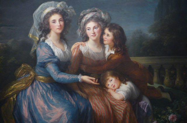 Elisabeth le Brun_Grand Palais_A Viagem Certa - 10
