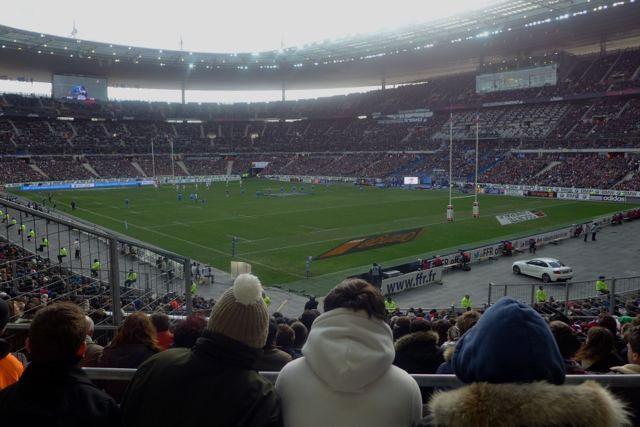 Rugby Stade de France 6