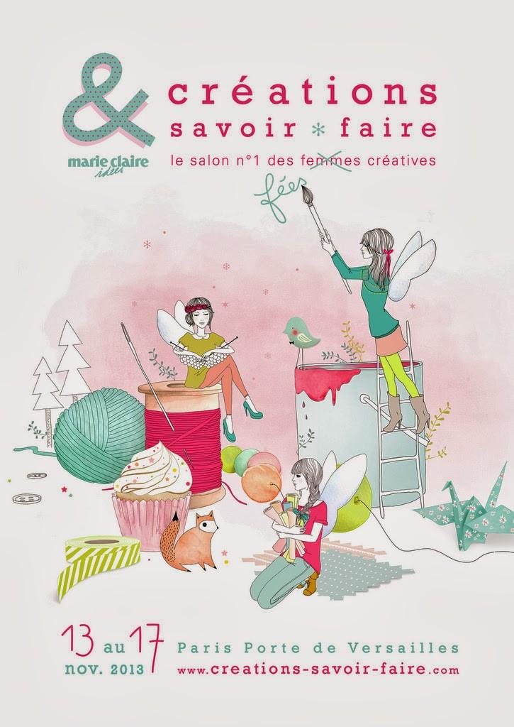 Salon Creations et Savoir Faire 2013
