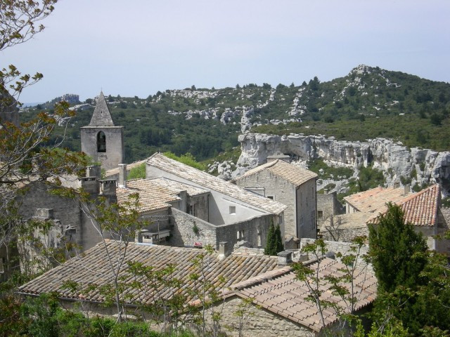 Les Baux de Provence_A Viagem Certa_cidade