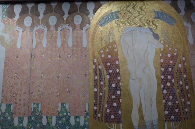Klimt Pinacoteca de Paris2