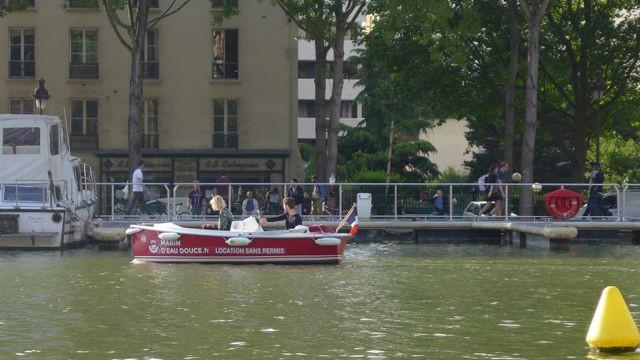 Bassin la Villette
