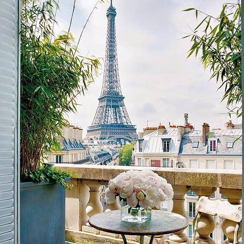 vista da varanda do apartamento decorado por Stéphane Olivier_foto de Nuno Almeida