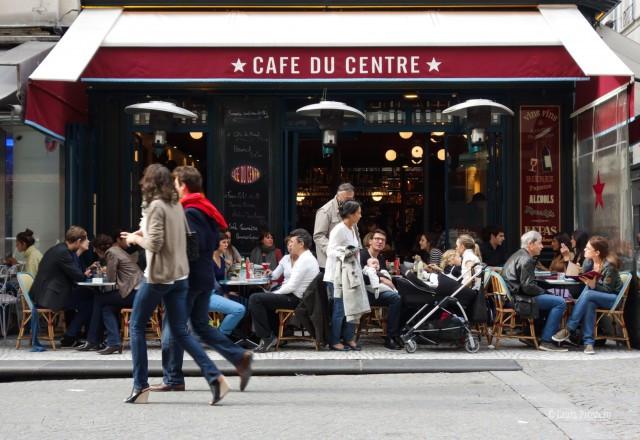 rue Montorgueil #4 © Laura Prospero