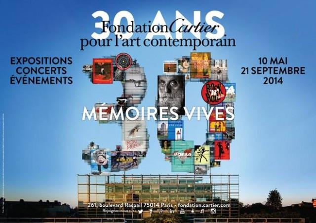 Méroires Vives_Fondation Cartier