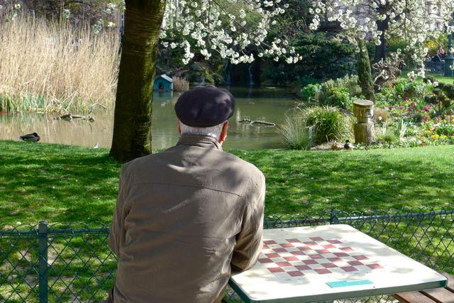 primavera em Paris 7