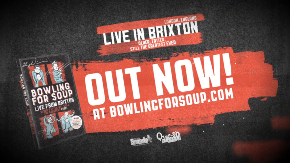 Bowling For Soup Live @ Brixton Academy, London