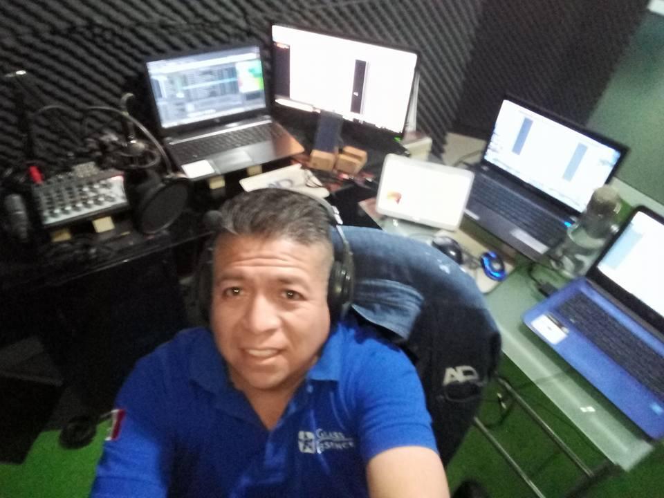 Transmitiendo desde Mexico