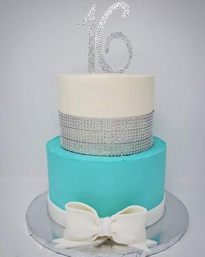 Sweet Sixteen Cake VT