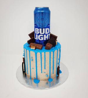 Bud Light Cake VT