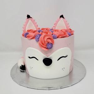 Fox Cake VT