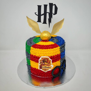 Harry Potter Cake VT