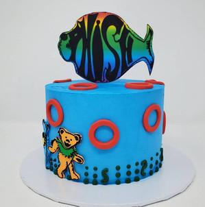 Phish Cake VT