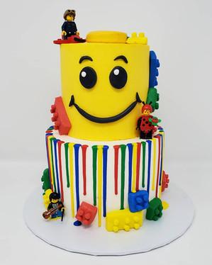 Lego Cake VT