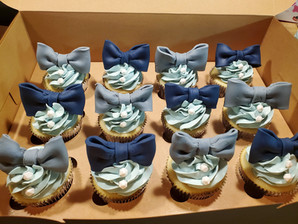 Baby Shower Cupcakes VT