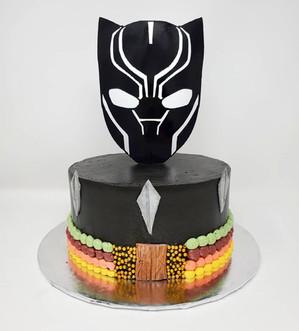 Black Panther Cake VT
