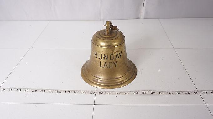 Brass Bell - Bungay Lady