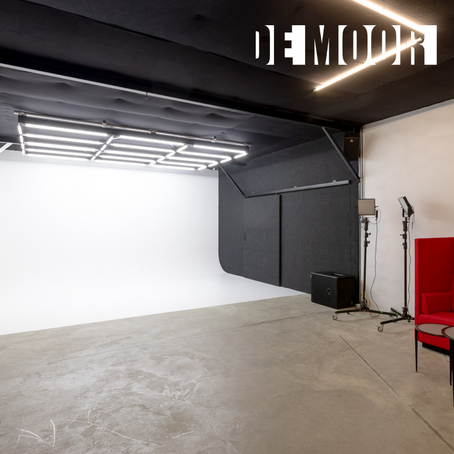 De Moor Room 'Film & Photo Studio'📷