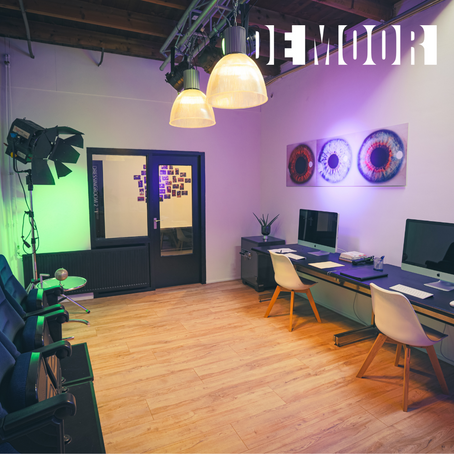 De Moor Room 'Editing Suites'📷