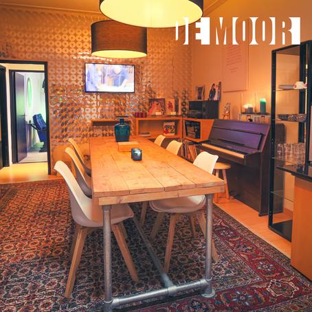 De Moor Room 'Canteen'📷