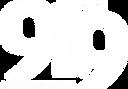 Logo 91 FM branca monocromática.png