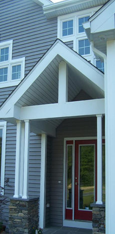 Rehoboth Home Entry