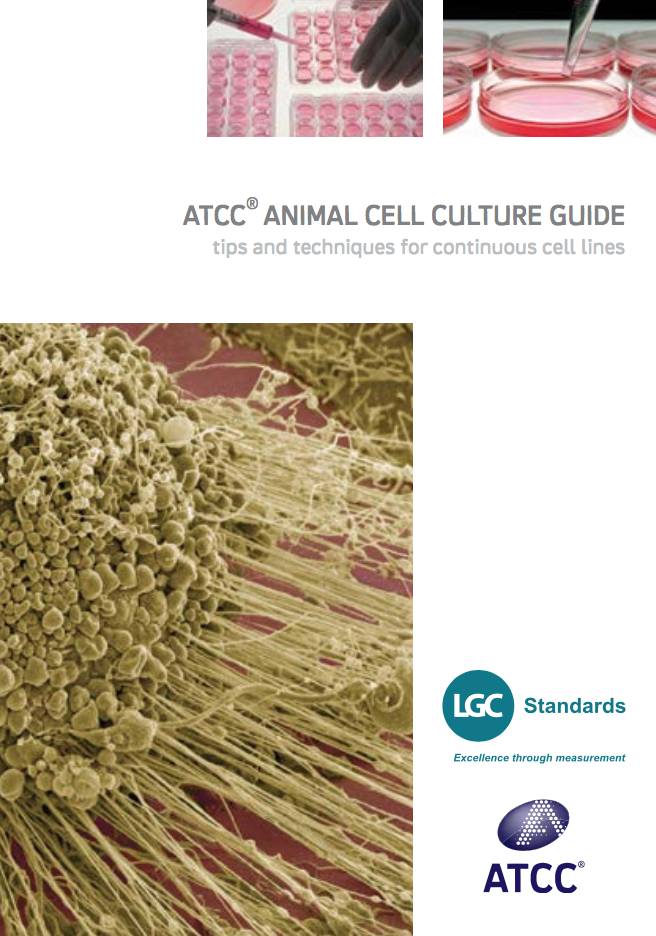 ATCC Animal Cell Guide